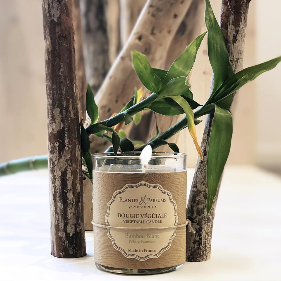 Plantes & Parfums Provence francouzské přírodní toaletní vody a sójové svíčky