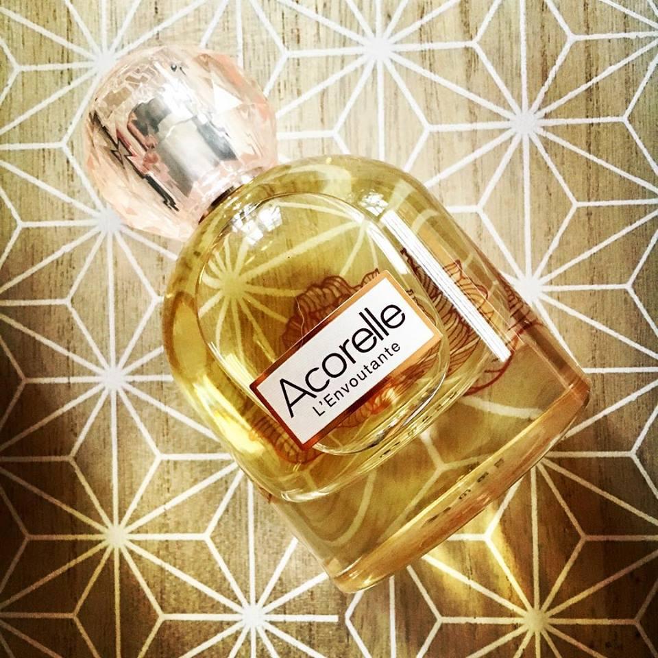 Acorelle francouzská značka přírodních parfémů