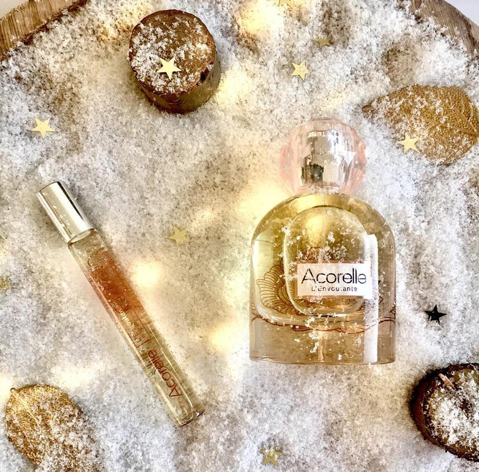 Acorelle - francouzská značka přírodních parfémů
