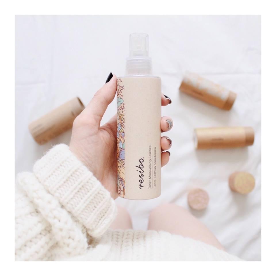 Resibo přírodní kosmetika s rozložitelnými surovinami