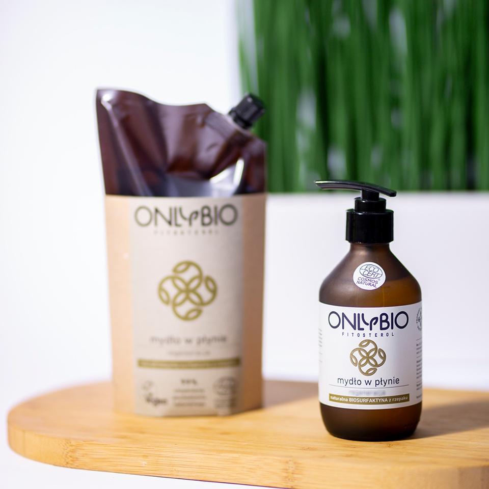 OnlyBio polská značka přírodní kosmetiky s certifikátem EcoCert