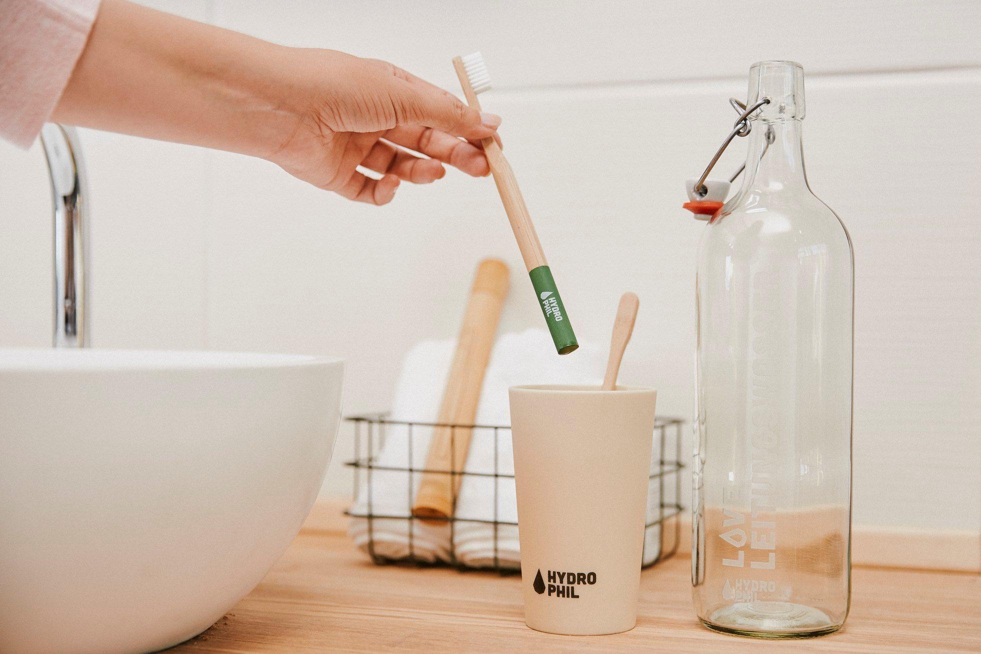 Hydrophil - stylové zero waste pomůcky do koupelny