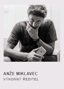 Anže Miklavec zakladatel značky Equa