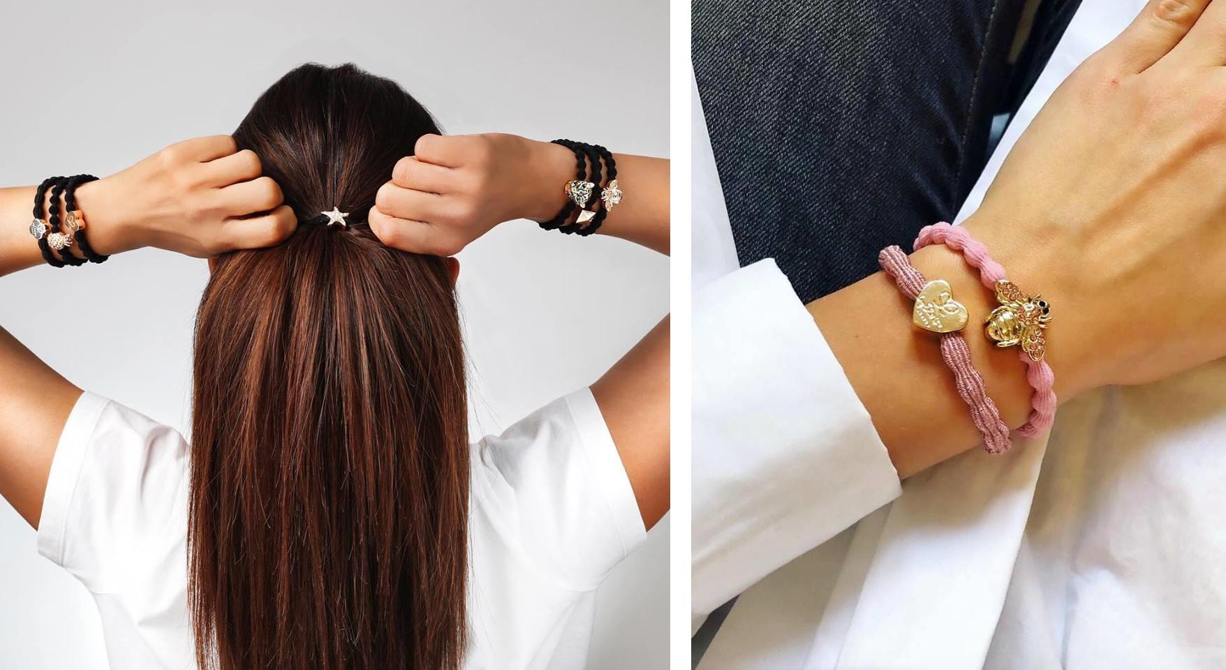 byEloise - anglická značka krásných gumiček do vlasů