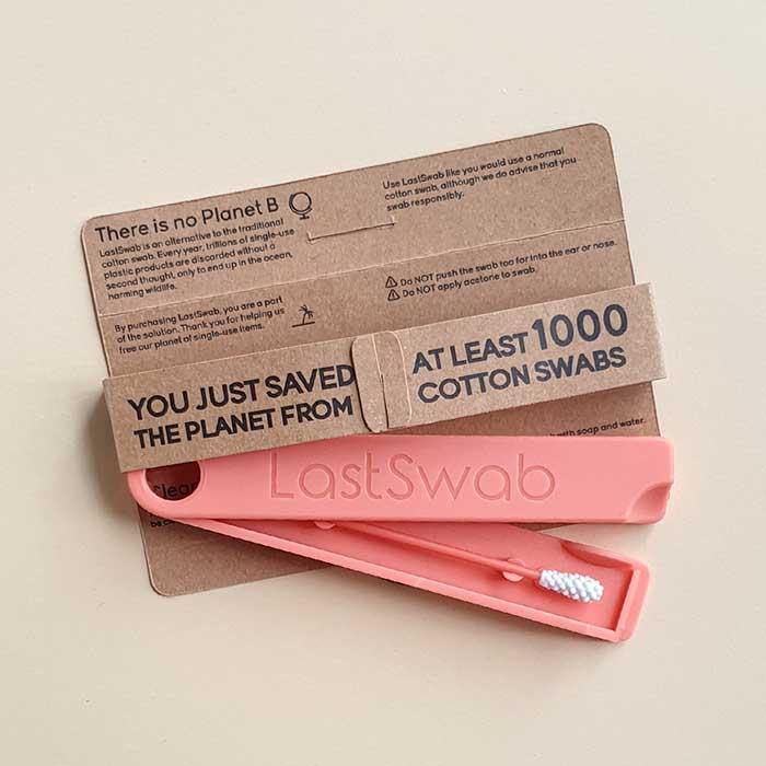 LastSwab - ekologická tyčinka do uší