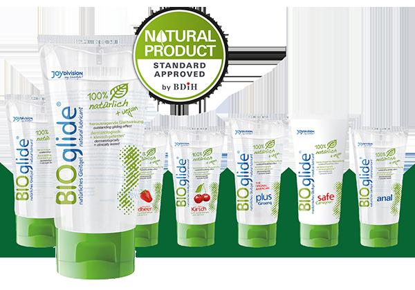 BIOglide německá značka přírodních veganských lubrikačních gelů